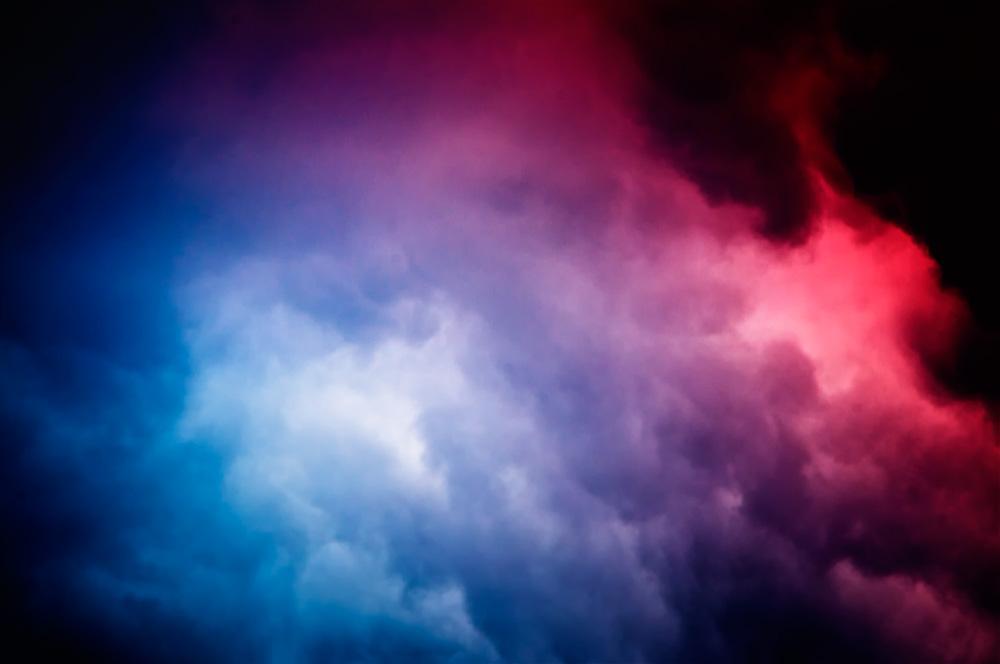 Colored Clouds - Rovettidesign