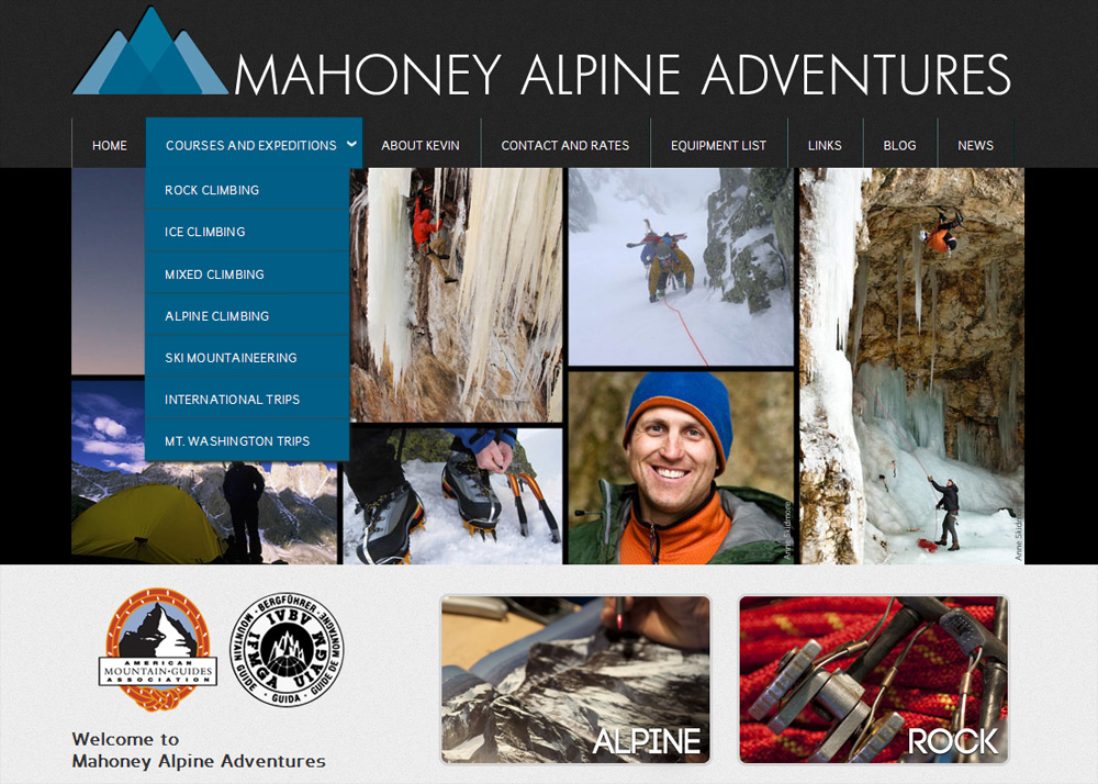 Mahoney Alpine Adventures