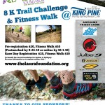 Laura Foundation Race Poster