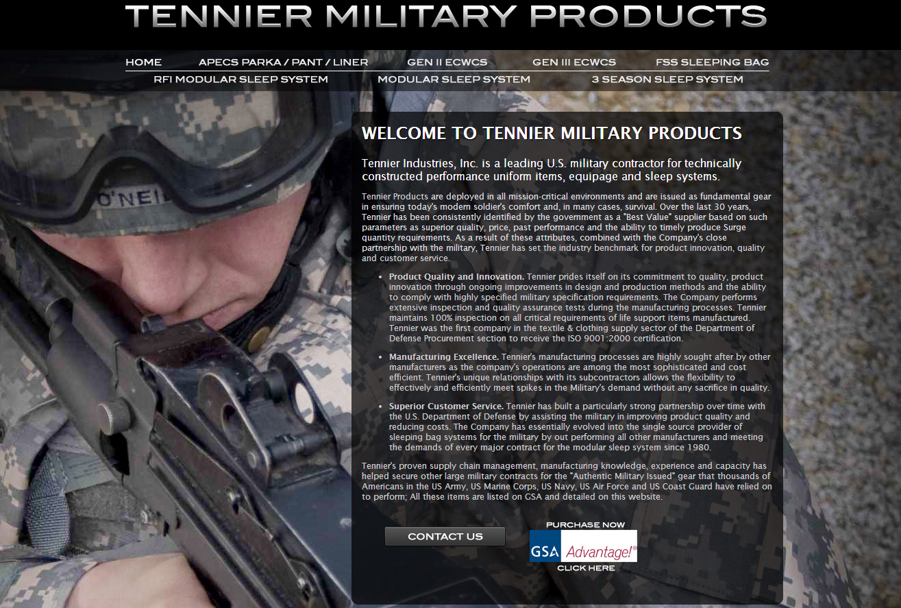 Tennier Industries