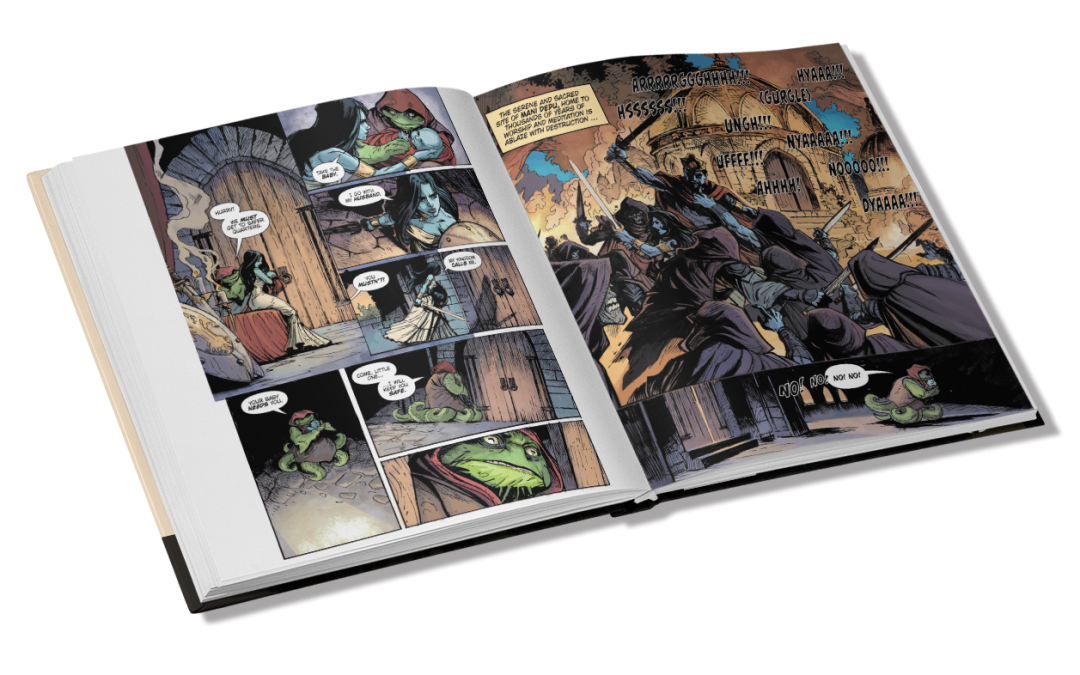 Monsterwood | The Graphic Novel