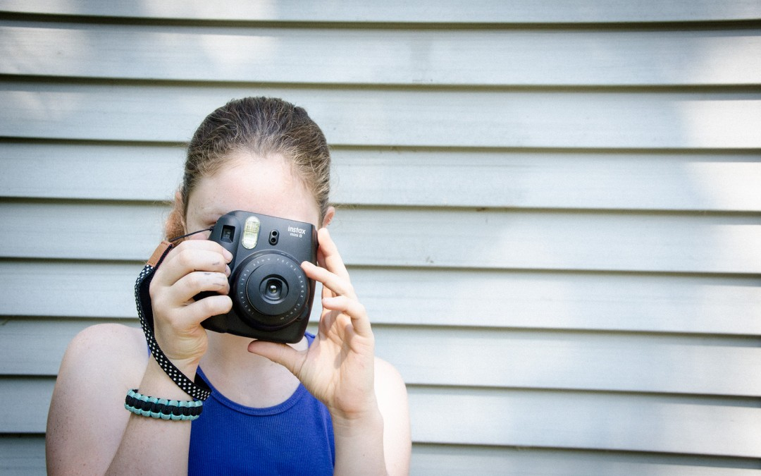 Why every kid should have a Fuji Instax Mini 8
