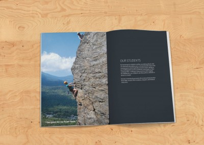 Kismet Rock Foundation Brochure