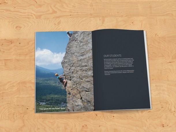 Kismet Rock Foundation 2015 Booklet