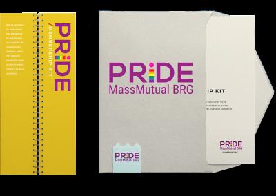 Pride BRG -Branding