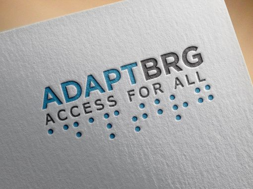 ADAPT BRG Logo Design
